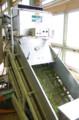 [うおがし銘茶][イベント]新茶塾 2011 第2回 第二工場 冷却機