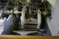 [うおがし銘茶][イベント]新茶塾 2011 第2回 第二工場 精揉機