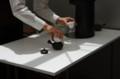 [うおがし銘茶][イベント]新茶塾 2011 第3回 お茶の淹れ方の実演