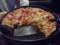 シカゴスタイルのディープディッスピザ