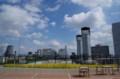 [旅][散歩]JR大阪三越伊勢丹 屋上庭園