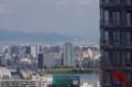 [旅][散歩]JR大阪三越伊勢丹 屋上庭園から大阪空港
