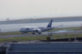 [飛行機]787初号機