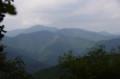 [散歩]堂所山山頂からの眺め