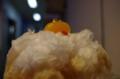 [カフェ]しもきた茶苑大山 クリスマスかき氷 2011