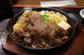 [旅][ごはん]三嶋亭イートインのすき焼膳