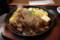 三嶋亭イートインのすき焼膳