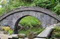 [花]小石川後楽園 円月橋