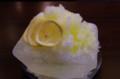 [旅][カフェ][かき氷]Page One 生絞りレモン