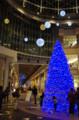 [旅][散歩]兵庫町のクリスマスツリー