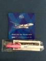 [旅][飛行機]ANA60周年記念グッズ