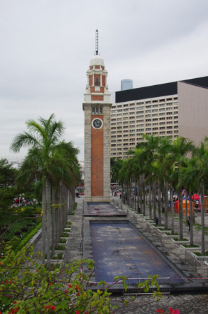 尖沙咀鐘楼