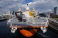 [旅][のりもの]南極観測船 ふじ