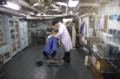 [旅][のりもの]南極観測船 ふじ 医務室