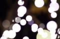 [散歩][カメラ]銀座のイルミネーション ヒカリミチ