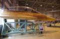 [旅][飛行機]石川県航空プラザ F-2複座機モックアップ