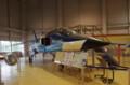 [旅][飛行機]石川県航空プラザ 三菱T-2 ブルーインパルス