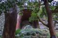 [旅][散歩]金沢城公園 トンネル