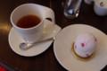 [旅][カフェ]Patisserie S ムラング・グロゼイユ