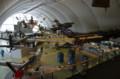 [旅][博物館]Royal Airforce Museum, Milestone of Flight