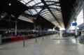 [旅][のりもの]Paddington Station