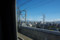 東京行きの新幹線で富士山を右側に見る