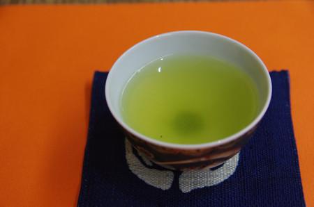 茶の実倶楽部で「新茶のすすめ」 天下一