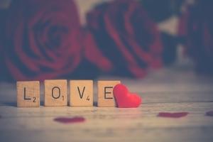 愛のオブジェ