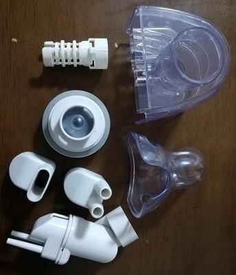 吸入器の部品