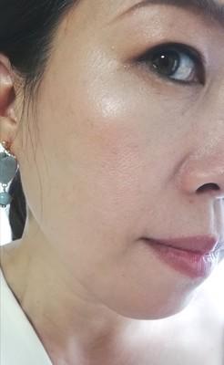 頬メインの画像