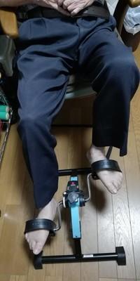 ペダル漕ぎ運動器具