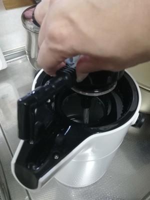 ポット中栓