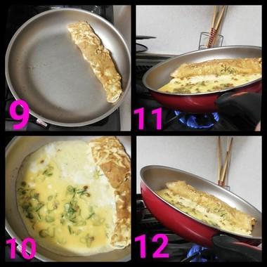 玉子焼きの作り方4