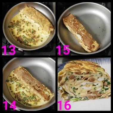 玉子焼きの作り方5
