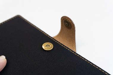 手帳型スマホケースのベルト