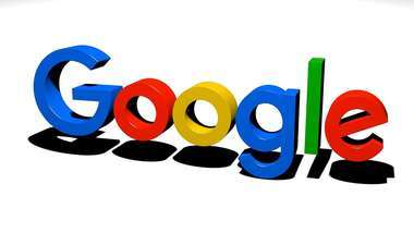 グーグルの文字