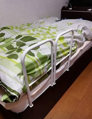 ベッドサイドガード