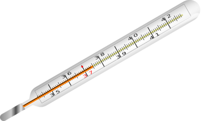 発熱37℃台