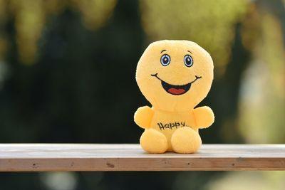 笑顔で暮らす