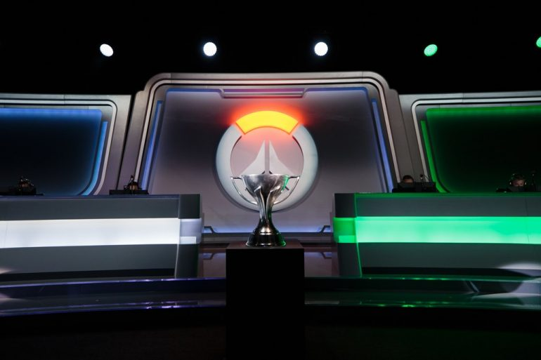 OW contenders - how to watch