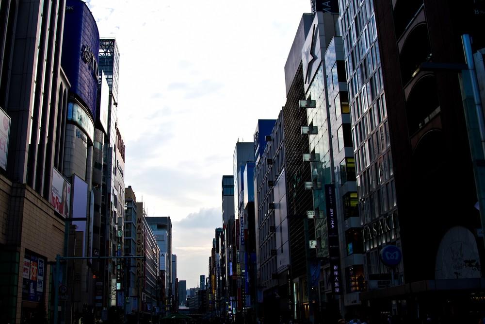 日本企業の広告