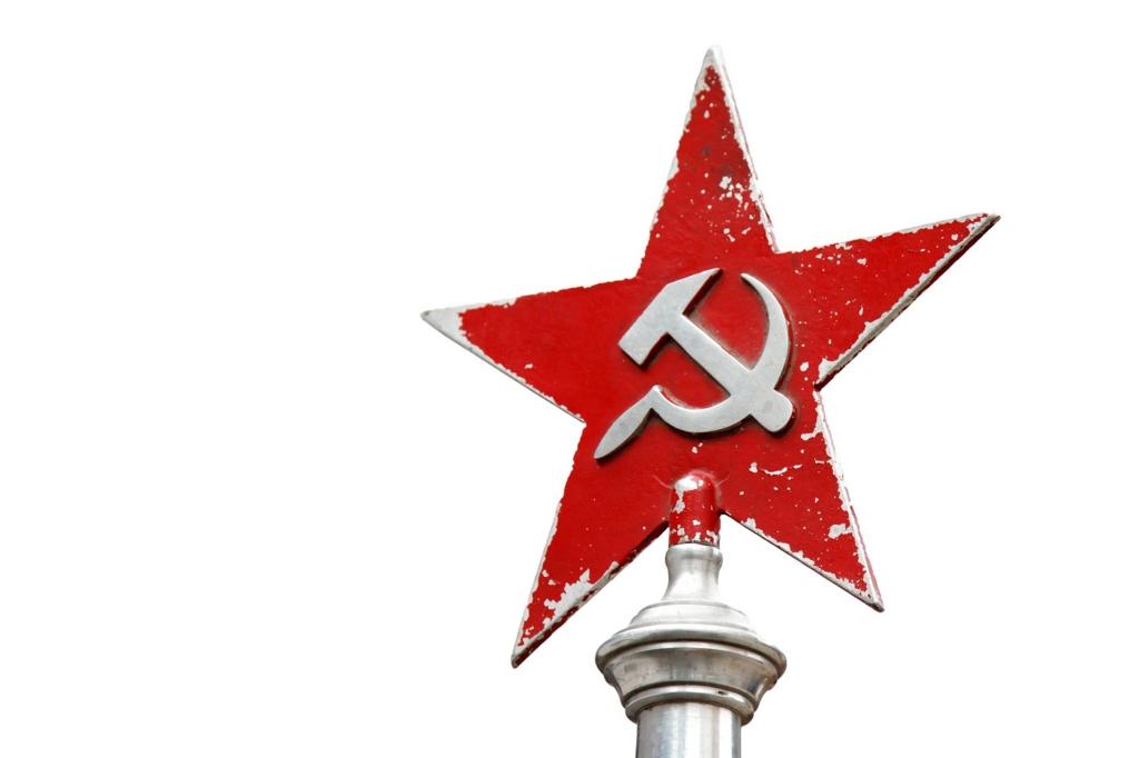 共産主義の赤
