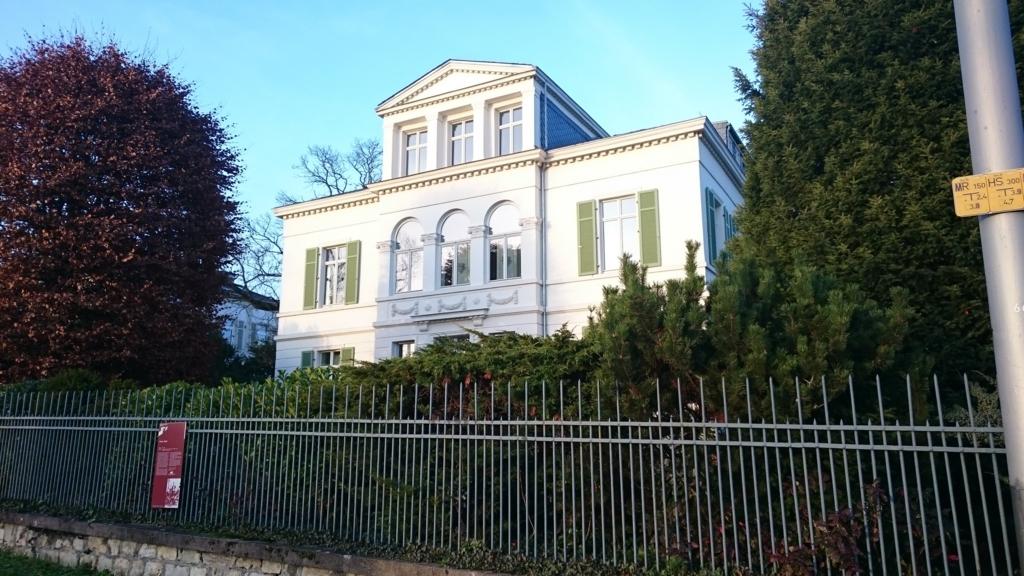 ルートヴィヒ・ベックの両親の家