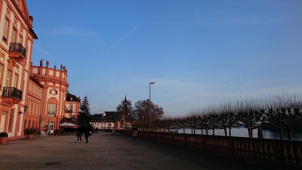 ビーブリヒ城