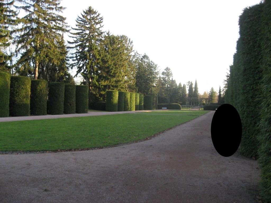 ヴィースバーデン南墓苑