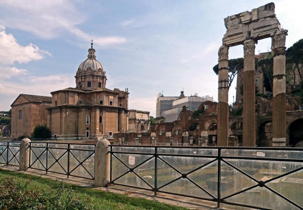 ローマ広場