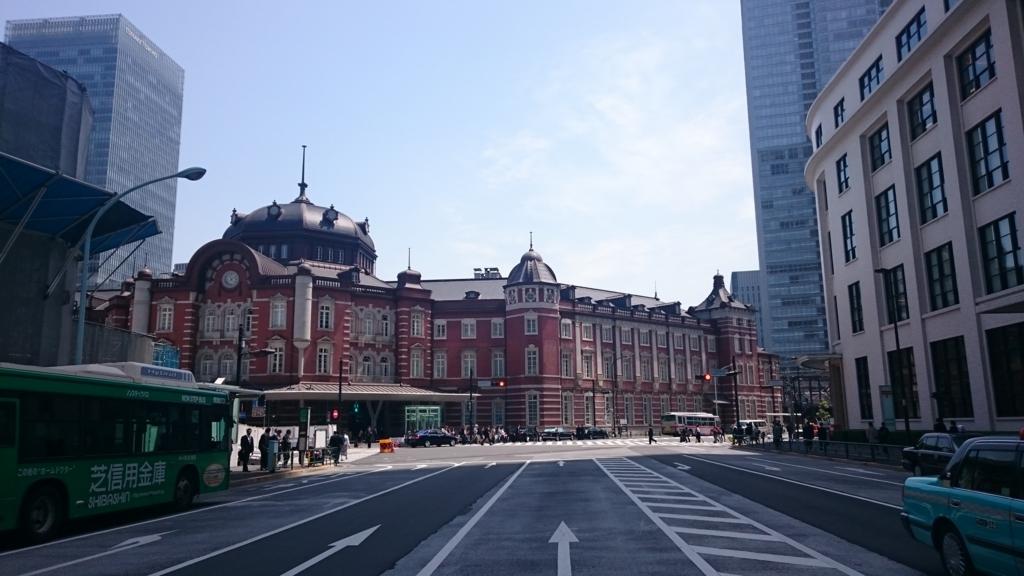 日本のビジネス中心街:丸の内