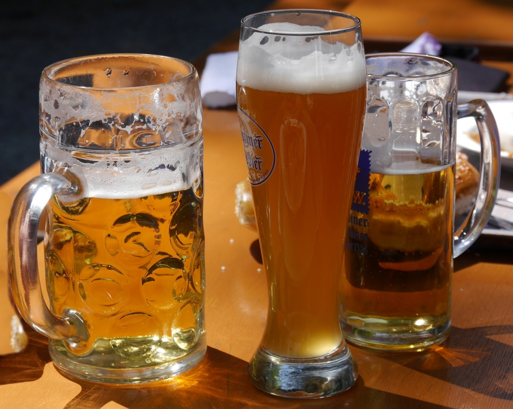 ドイツと言えばビール