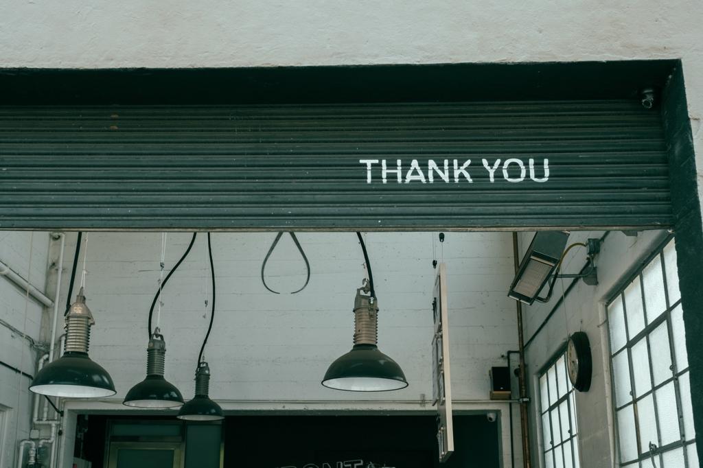 感謝の言葉の大切さ