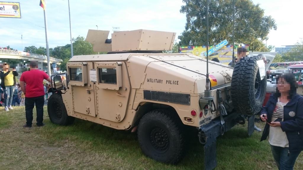 軍警察用の車両